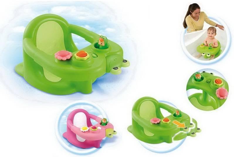 Как купают в ванночке новорожденного