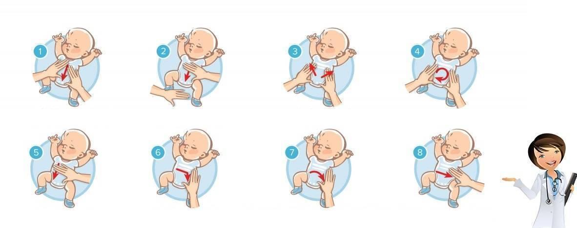 Удобные позы кормления грудью