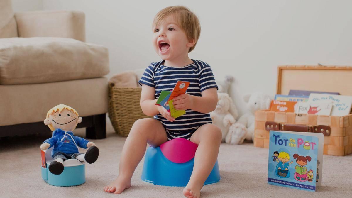 Приучение ребенка к горшку в 2 года: с чего начать процесс?