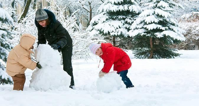 До скольки градусов можно гулять с грудничком и сколько должна длится прогулка с малышом, при каком морозе (холоде) можно гулять с ребенком до года