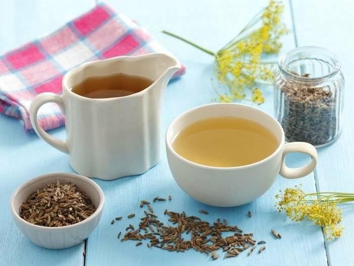 Чай с фенхелем для новорожденных: как заваривать, польза, советы