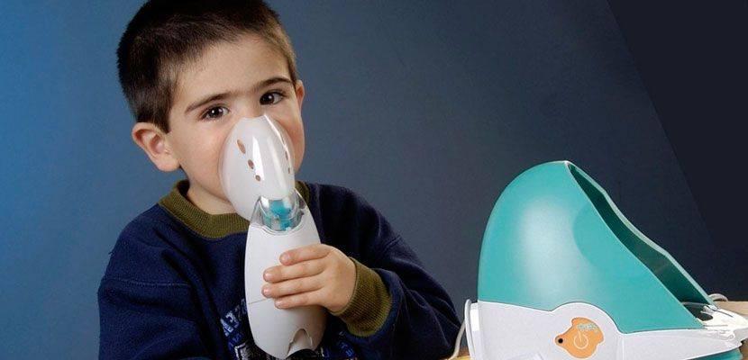 Ингаляция небулайзером при насморке детям физраствором рецепт