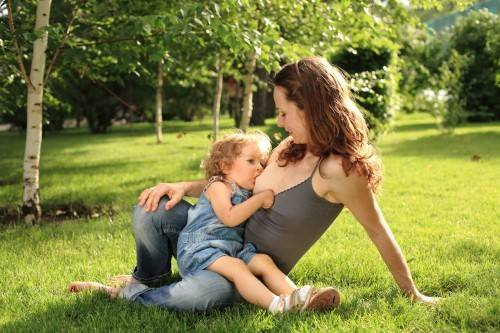 Пора становиться взрослым – как двухлетнего ребенка отучить от грудного вскармливания