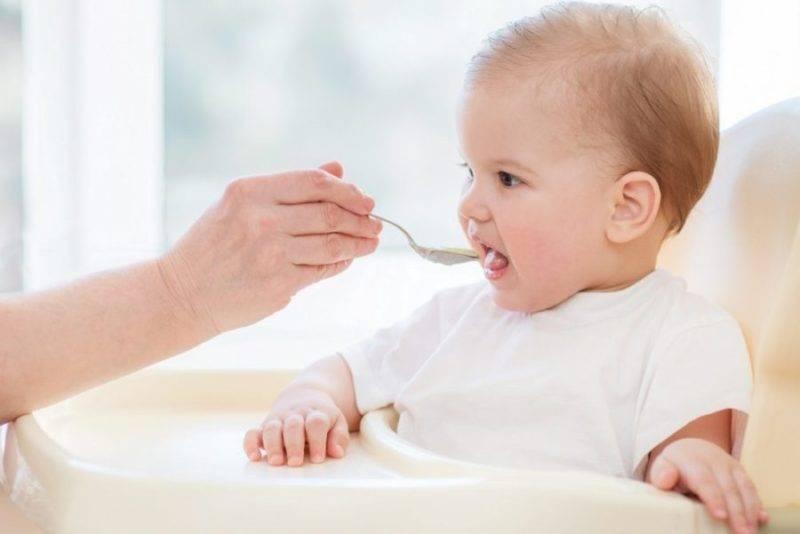 Меню ребенка в 7 месяцев на каждый день недели с рецептами