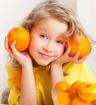 Мандарины детям с какого возраста комаровский. кладезь витаминов и полезных веществ