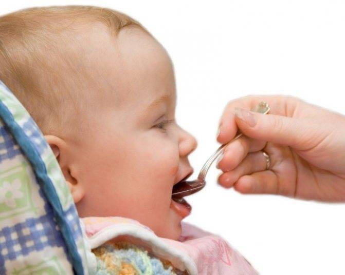 С какого возраста можно давать мед ребенку