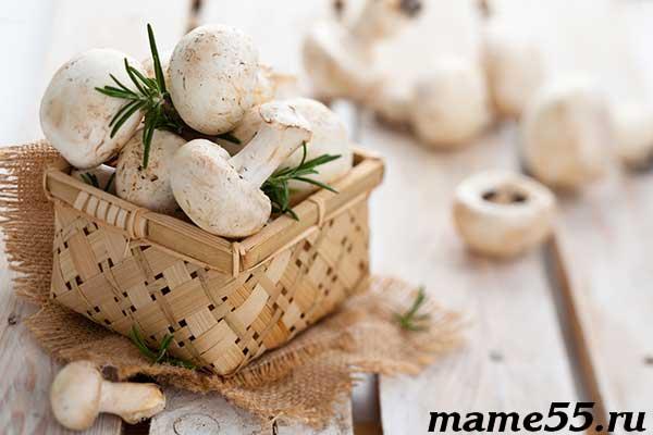 С какого возраста можно давать ребенку грибные блюда