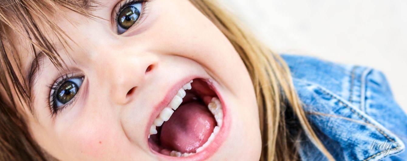 Какие зубы у детей до года