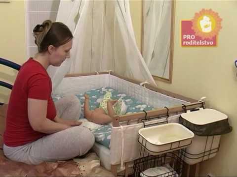 Основные правила, которые помогут родителям без проблем уложить спать новорожденного малыша днем и ночью