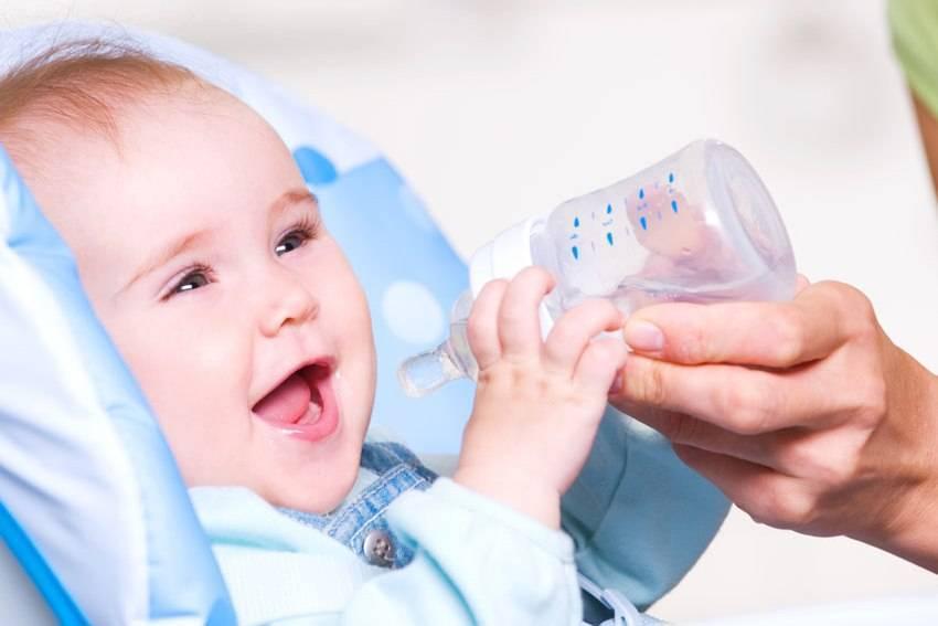 Почему ребенок много пьет воды