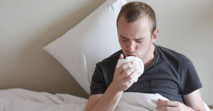 Как устранить ночной кашель у ребёнка