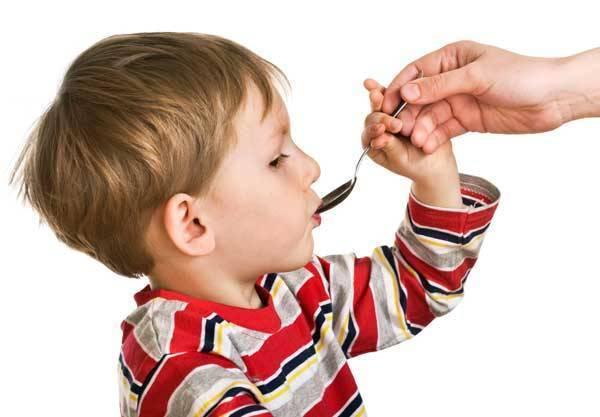 Лечение кашля у детей народными средствами в домашних условиях