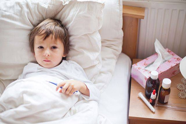 Симптомы и лечение паротита у детей