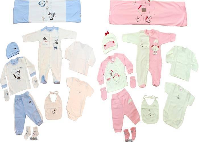 Одежка для новорожденного