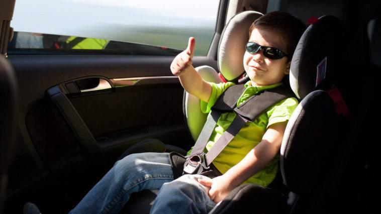 Ребенка укачивает в машине? полезные советы