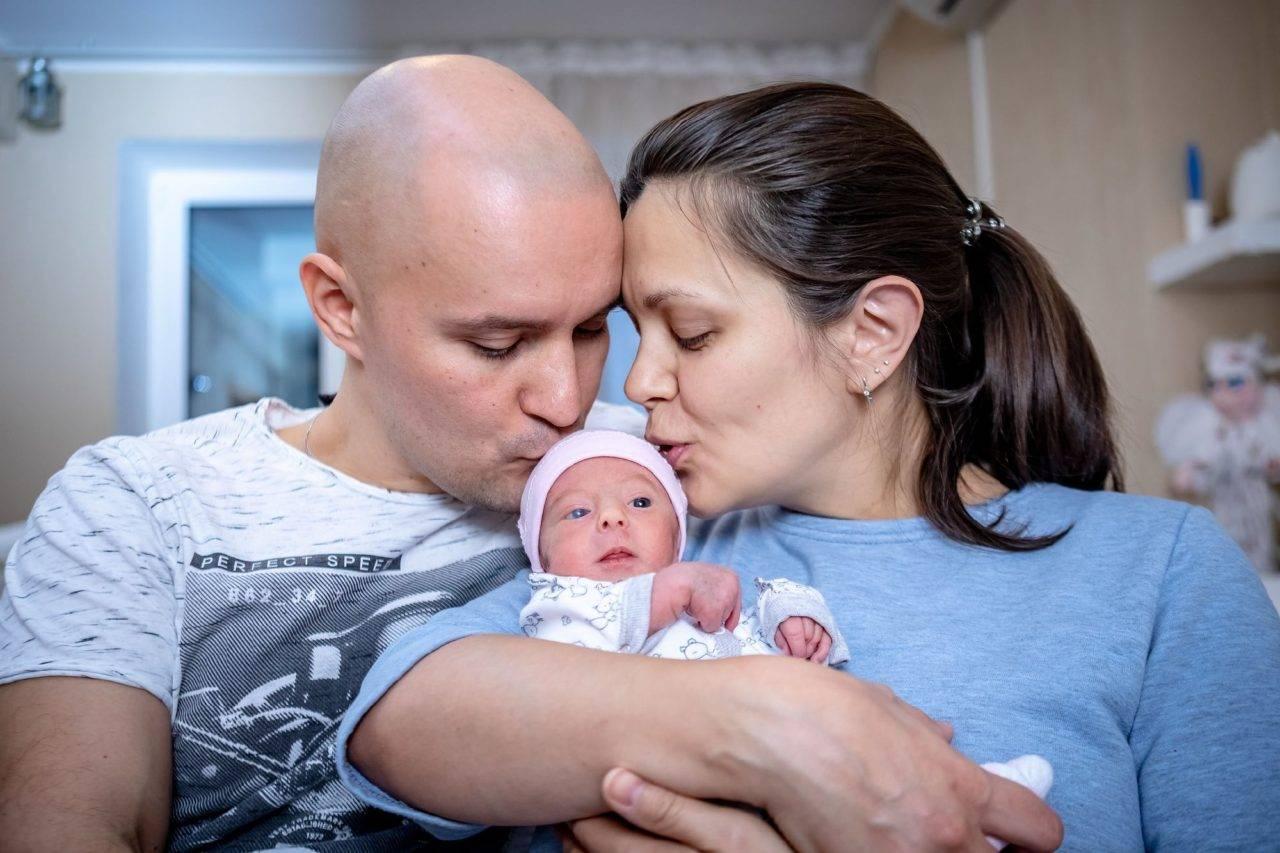 Первые и повторные роды: на какой неделе рожают?