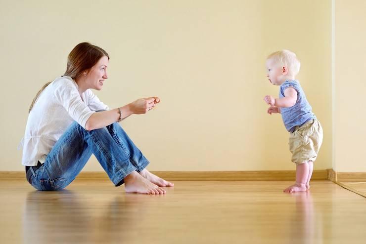 Ребенок начинает ползать – на бэби.ру!