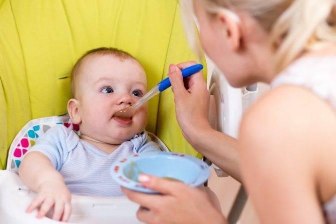 Меню годовалого малыша на каждый день недели с рецептами