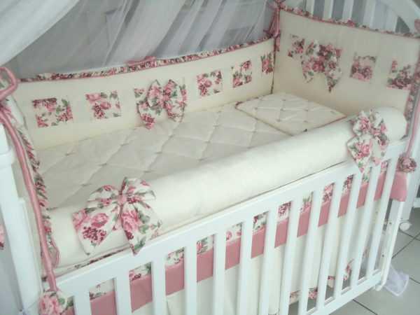 Высота бортиков в детскую кроватку.