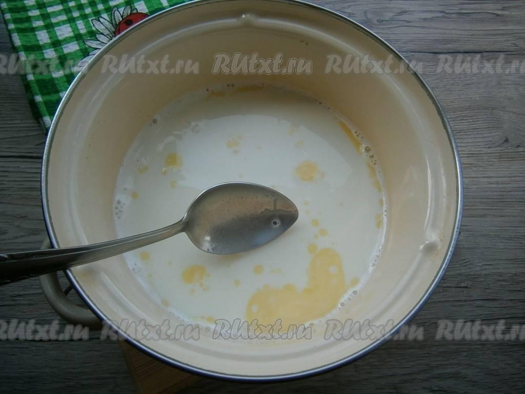 Молочный суп - как приготовить с вермишелью или лапшой по пошаговым рецептам с фото
