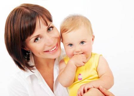 Воспитание ребенка с рождения до 1 года