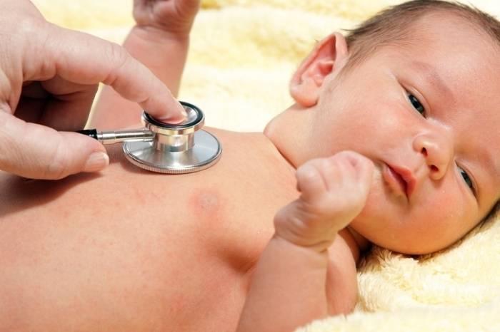 Частота дыхания у детей во сне, при температуре, болезни, после рождения. норма по возрасту