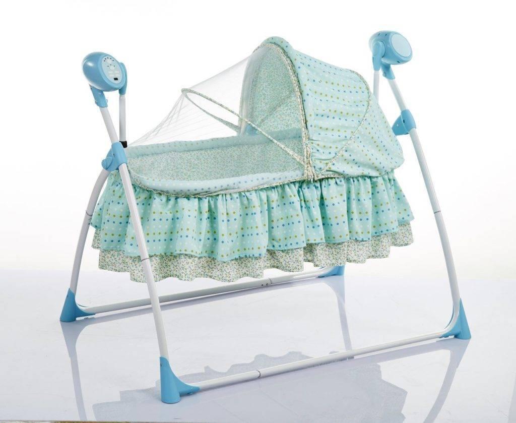 Особенности выбора люльки-колыбели для новорождённых