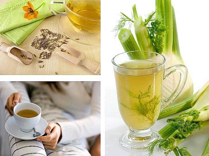 Чай с фенхелем для новорожденных: сколько давать, инструкция для родителей, какой лучше выбрать