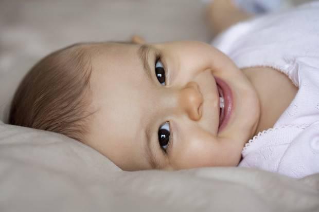 Схема выпадения молочных зубов у детей