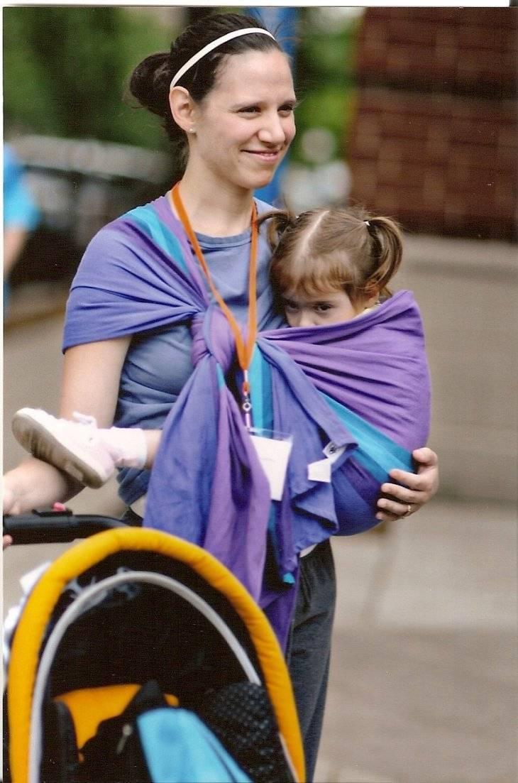 Со скольки месяцев можно носить ребенка в кенгуру, правила пользования