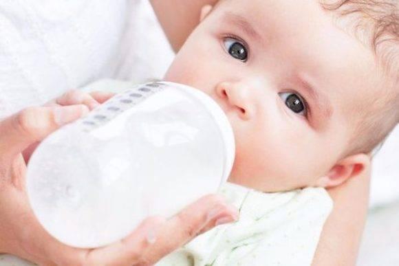 Детские смеси для новорожденных