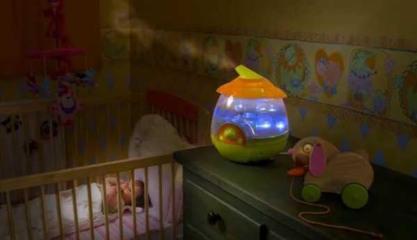 Выбираем увлажнитель воздуха для детей: как лучше