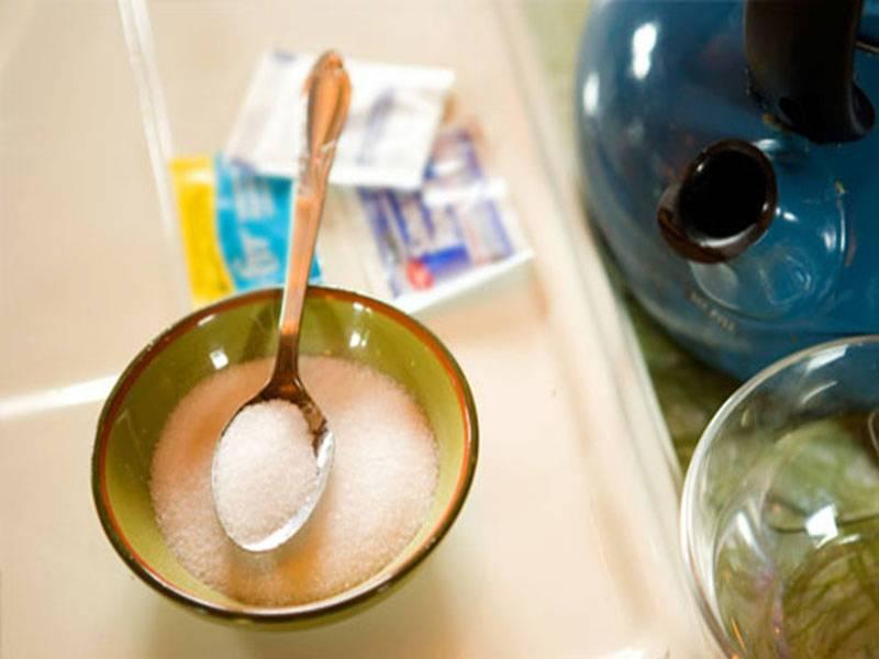 Промывание носа морской солью в домашних условиях