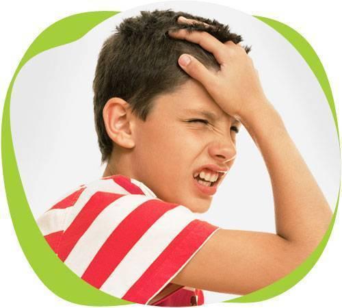 Внутричерепное давление у детей: симптомы, причины, лечение