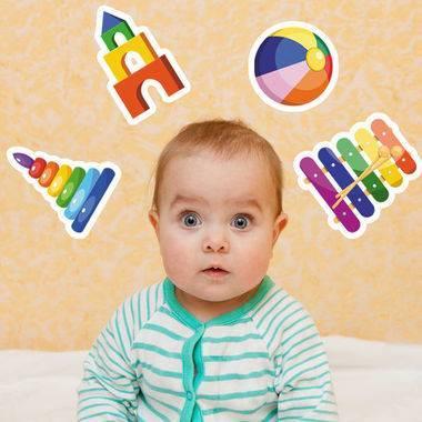 Игрушки для девочки и мальчика в один год