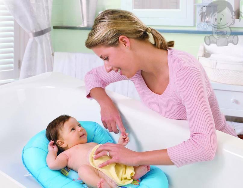 Medweb - водные процедуры для младенца: 9 вопросов о купании новорожденного