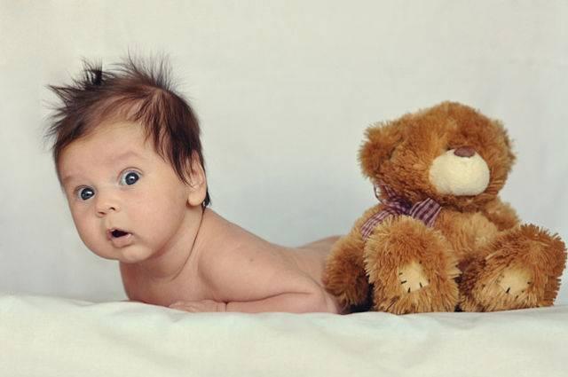 Развитие ребёнка от 1 до 2 месяцев