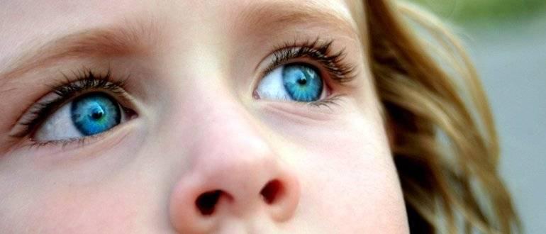 У кареглазых родителей родился голубоглазый ребенок — вероятные причины