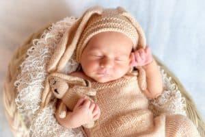 Ребенку 4 месяца: как я научила дочь засыпать самостоятельно