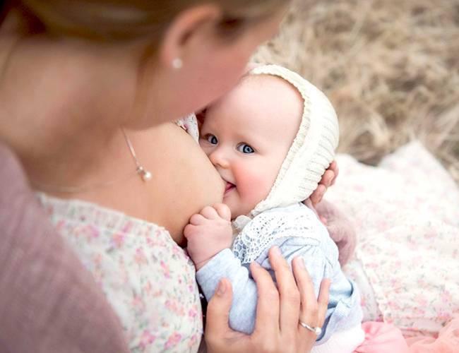 Режим дня новорожденного ребенка в первый месяц жизни