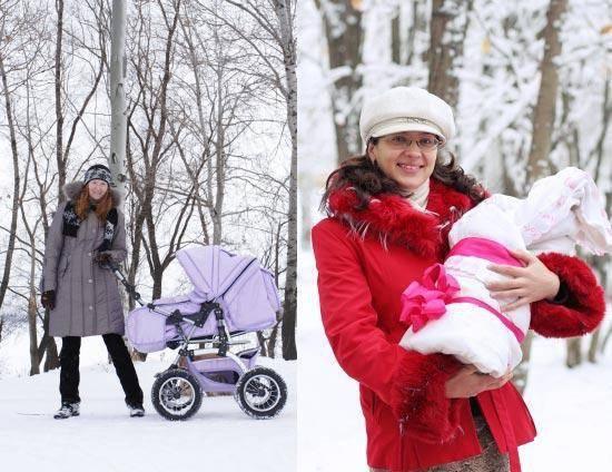 Прогулки с ребенком: когда и сколько можно гулять с малышом?