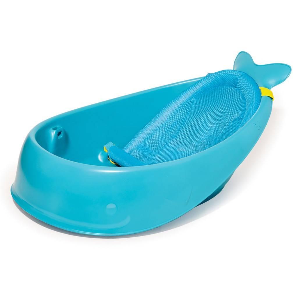 Детские ванночки для купания новорожденных: нужны ли они, как выбрать нужную и как долго она вам понадобится