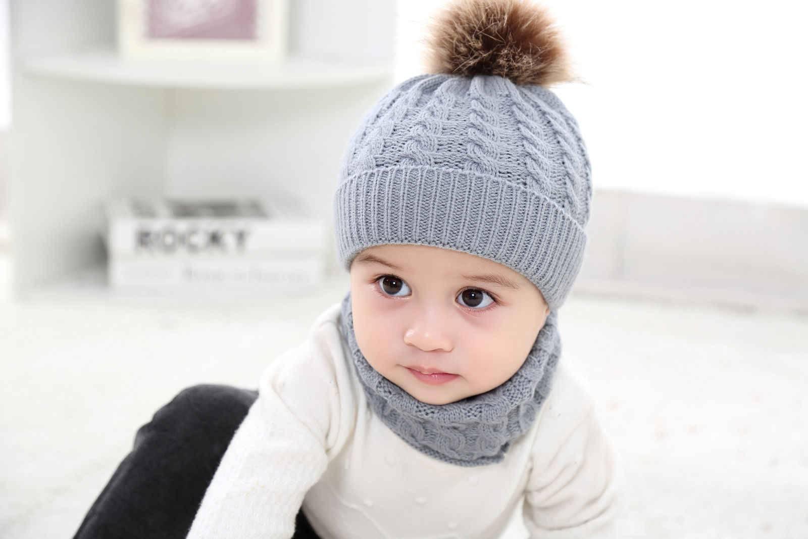 Шапка на новорожденного — как определить размер