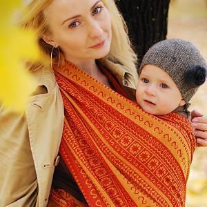 Май-слинг, слинг шарф. в чем отличия?)