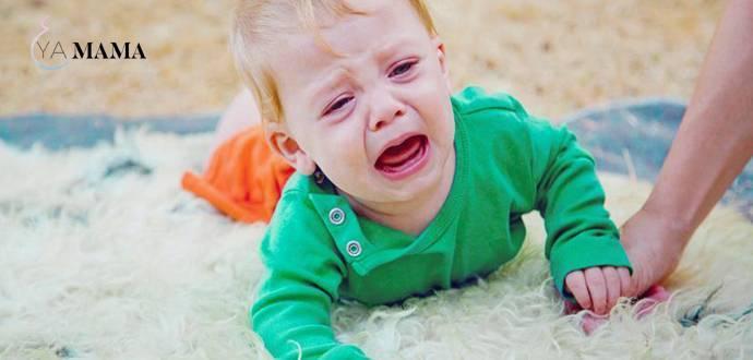 Ударился головой об свою кроватку. - запись пользователя maksinasti (maks20) в сообществе здоровье новорожденных в категории разное - babyblog.ru