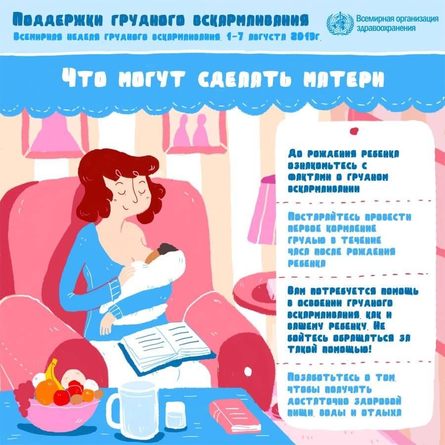 Кормление грудью: 100 и 1 совет по кормлению грудью