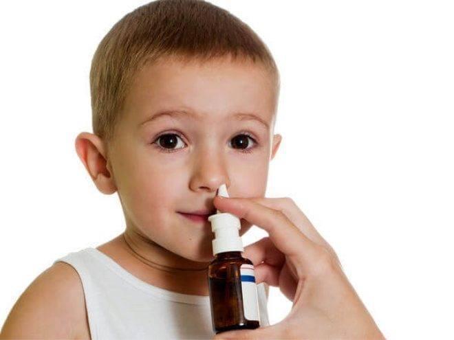 Быстрое лечение соплей годовалому ребёнку