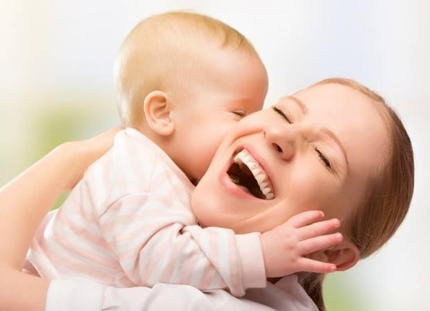 Корочки у новорожденного на голове.