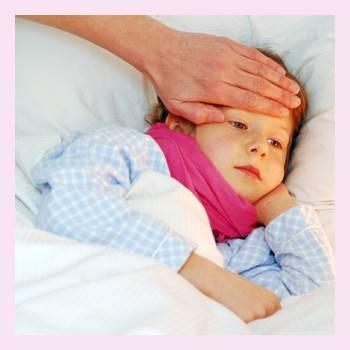 Свинка или паротит у детей симптомы и способы лечения