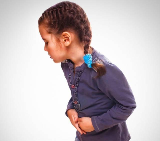 Что делать если болит бок у ребенка